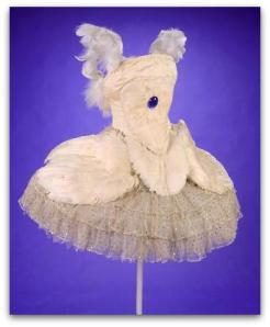 Dying Swan Costume
