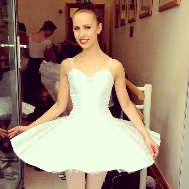 After performing Youth Concerto