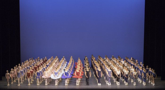 The Royal Ballet School  Photo by Johan Persson